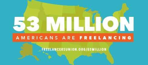 53 Million Americans Are Freelancing, New Survey Finds