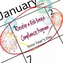 Develop a Risk-Based Compliance Program