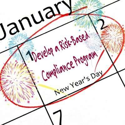 5 New Year's Resolutions for Compliance Officers