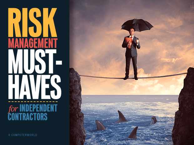 4 risk management must-haves for independent contractors