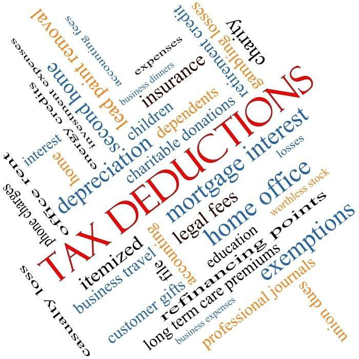 Top Self-Employed Tax Deductions