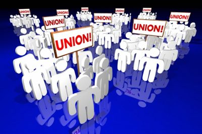 illustration of unions