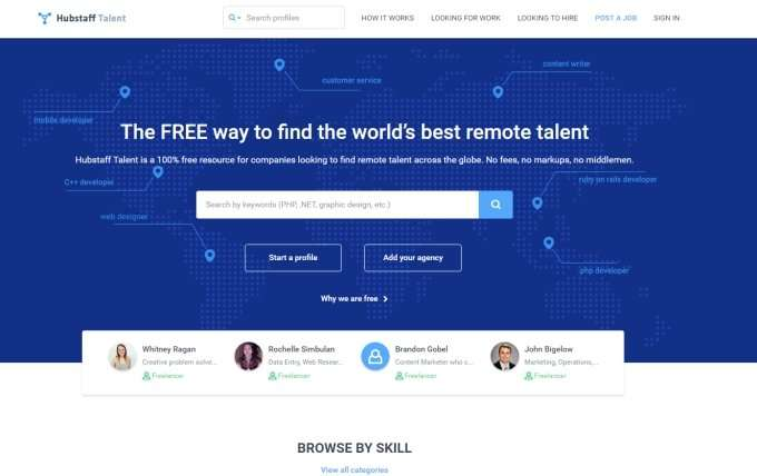 Hubstaff Talent Offers Freelancers Opportunities to Connect with Companies