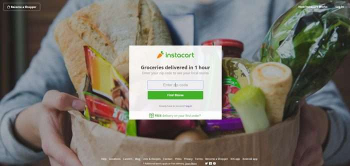 In A $4.6 Million Settlement, Instacart Promises To Be More Upfront About Tips – BuzzFeed News