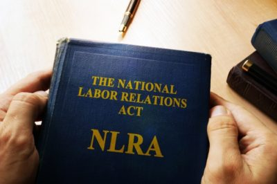 National Labor Relations Act book