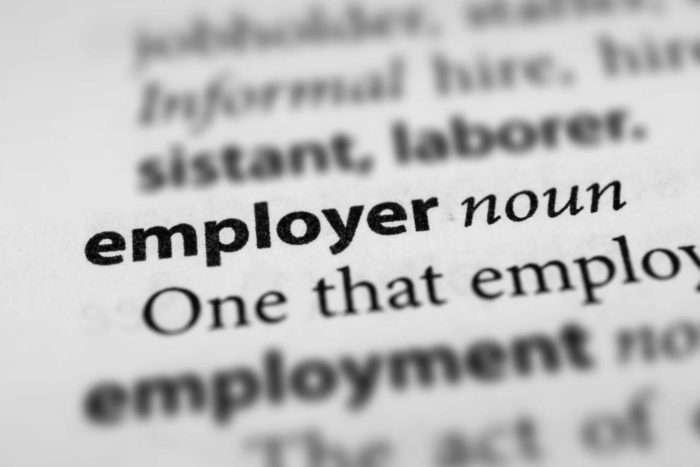 Employer definition