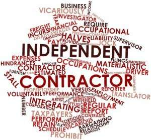 Understand all of the tests related to independent contractor compliance