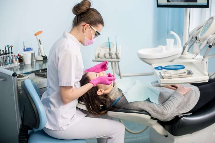 Associate Dentist And Dental Hygienist Employee Or Independent