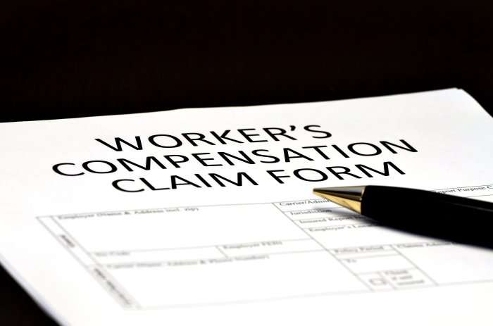 worker's compensation form