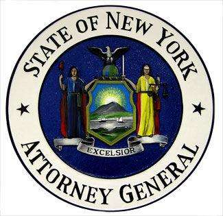 NY Attorney General Seal