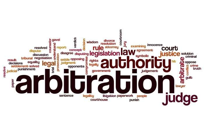 California Court Finds Arbitration Agreements Unconscionable