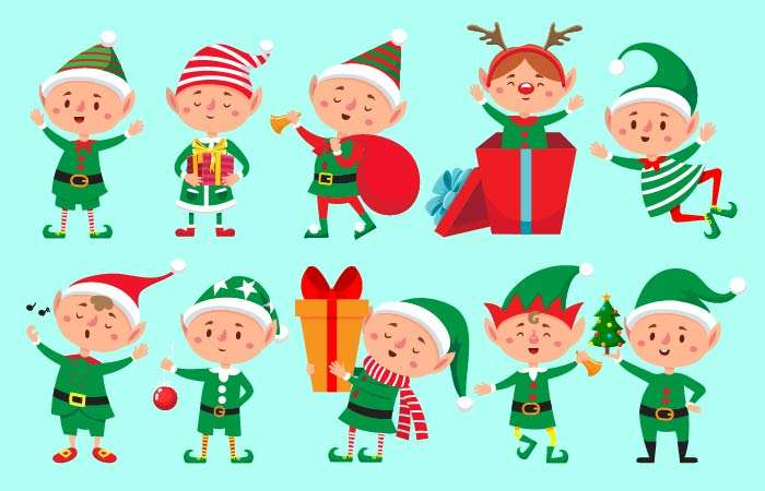 Are Santa's Elves Employees or Independent Contractors (updated)?