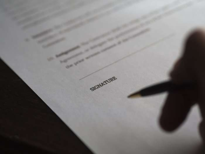 16 Things To Include In A California Independent Contractor