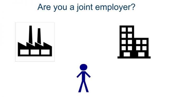 are you a joint employer