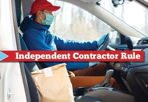 Final Rule: Independent Contractor Status under the Fair Labor Standards Act